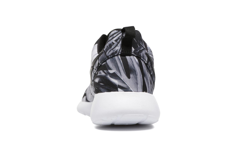NIKE ROSHE ONE PRINT (GS) Wolf Grey/Black-Black-White