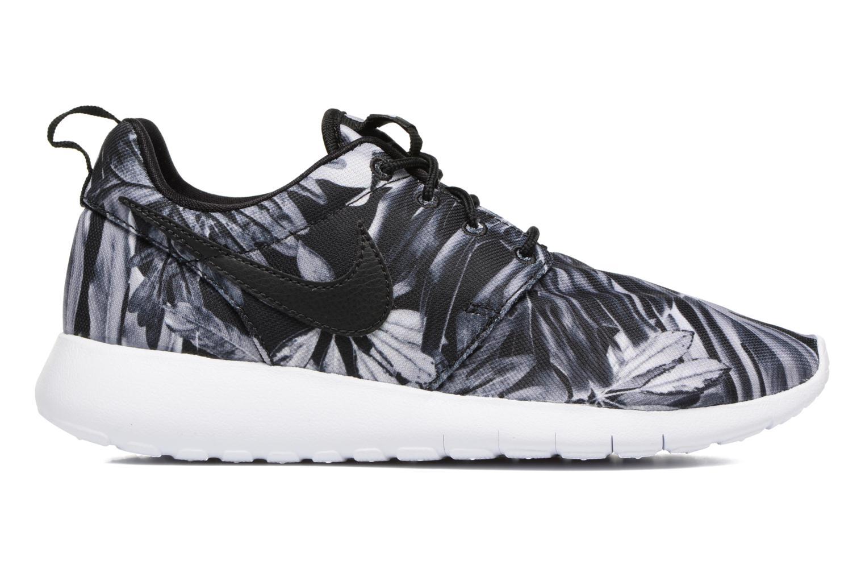 Sneaker Nike NIKE ROSHE ONE PRINT (GS) grau ansicht von hinten