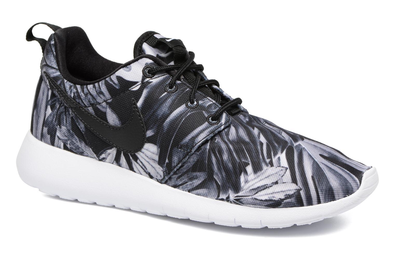 Sneaker Nike NIKE ROSHE ONE PRINT (GS) grau detaillierte ansicht/modell