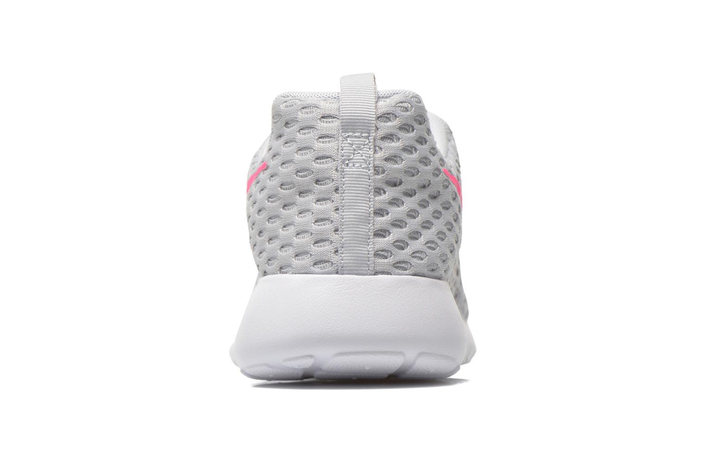 Sneaker Nike ROSHE ONE FLIGHT WEIGHT (GS) grau ansicht von rechts
