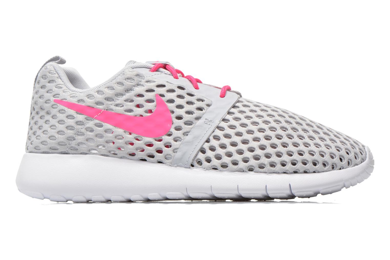 Sneaker Nike ROSHE ONE FLIGHT WEIGHT (GS) grau ansicht von hinten