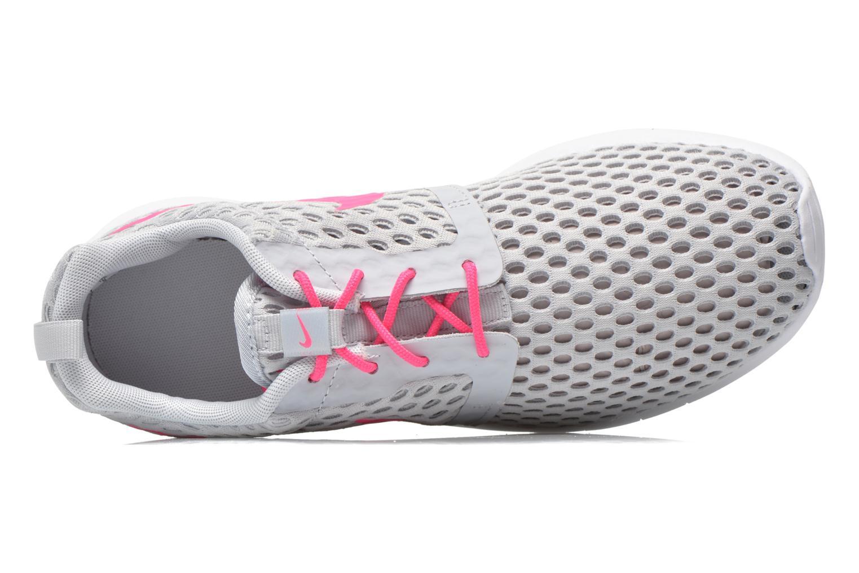 Sneaker Nike ROSHE ONE FLIGHT WEIGHT (GS) grau ansicht von links
