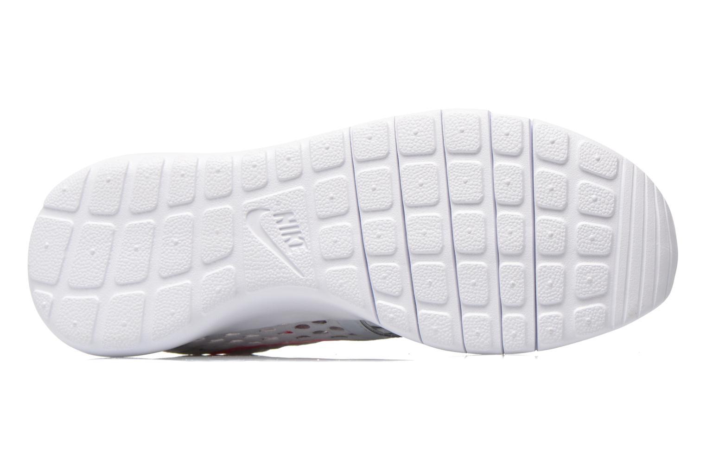 Sneaker Nike ROSHE ONE FLIGHT WEIGHT (GS) grau ansicht von oben