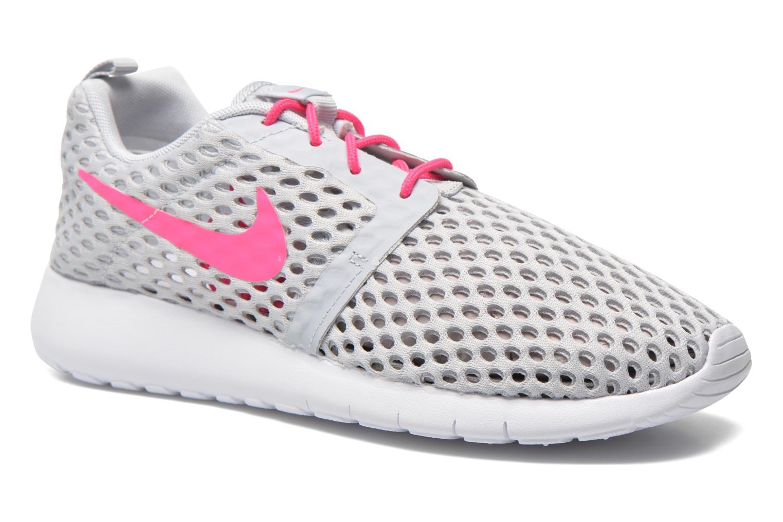 Sneaker Nike ROSHE ONE FLIGHT WEIGHT (GS) grau detaillierte ansicht/modell