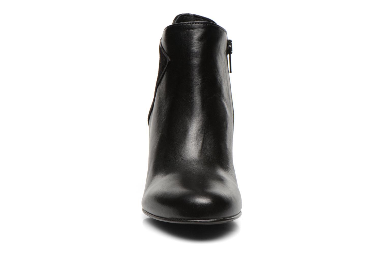 Bottines et boots Georgia Rose Loupet Noir vue portées chaussures