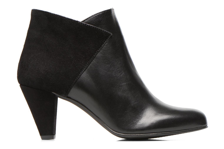 Bottines et boots Georgia Rose Loupet Noir vue derrière