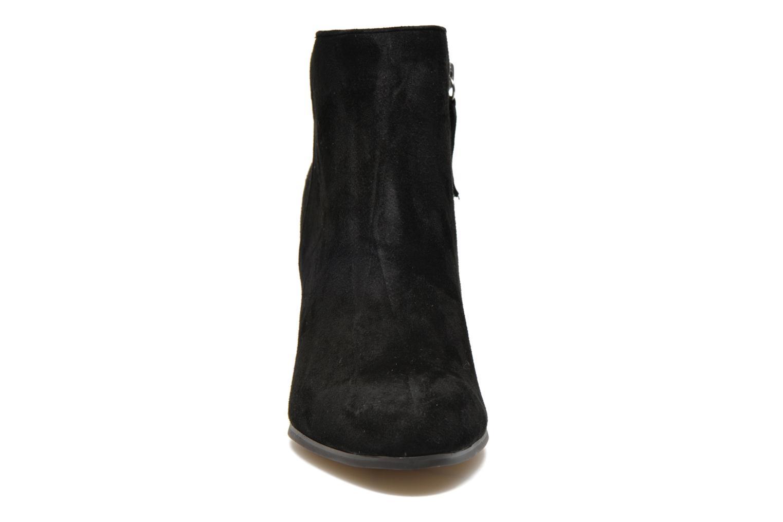 Bottines et boots Buffalo Blafen Noir vue portées chaussures