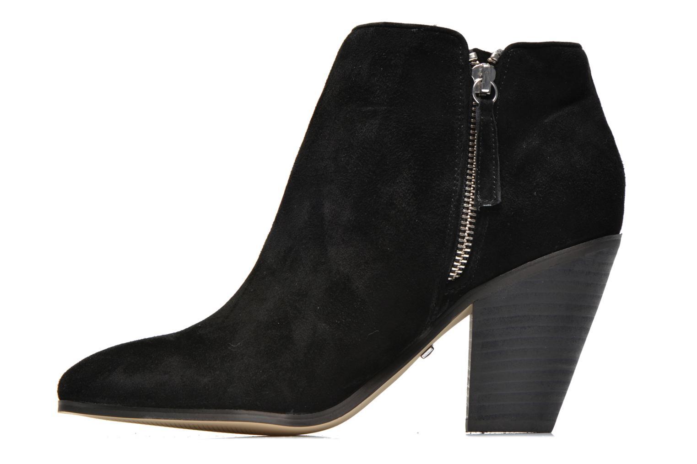 Bottines et boots Buffalo Blafen Noir vue face