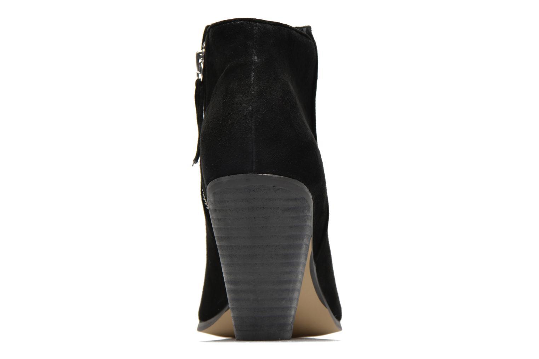 Bottines et boots Buffalo Blafen Noir vue droite