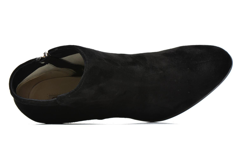 Bottines et boots Buffalo Blafen Noir vue gauche