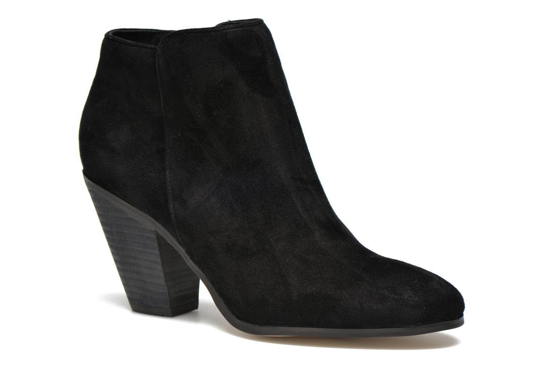 Bottines et boots Buffalo Blafen Noir vue détail/paire