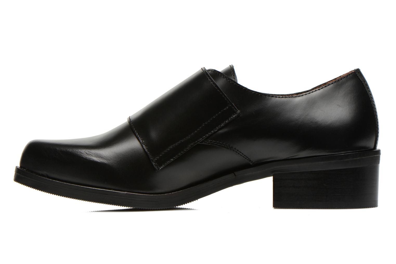 Mocassins Sixty Seven Tove Shoes Noir vue face