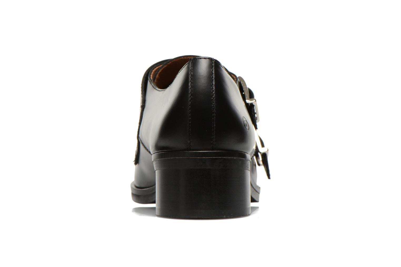 Mocassins Sixty Seven Tove Shoes Noir vue droite