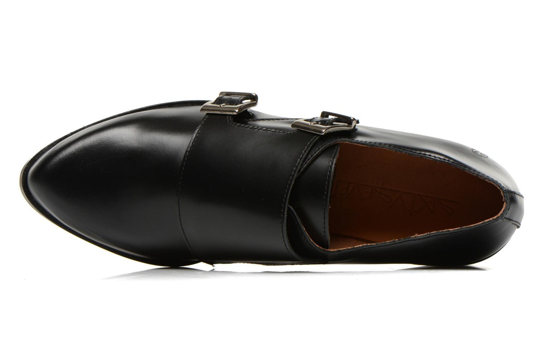 Mocassins Sixty Seven Tove Shoes Noir vue gauche