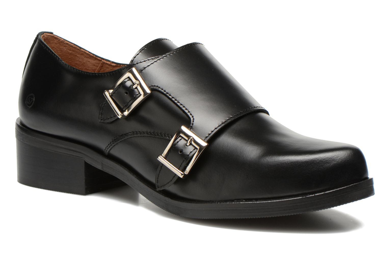 Mocassins Sixty Seven Tove Shoes Noir vue détail/paire