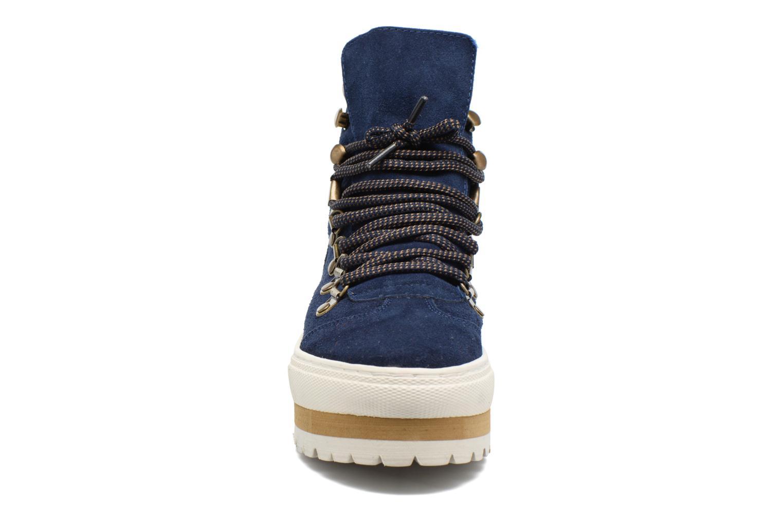 Bottines et boots Sixty Seven Harvine Bleu vue portées chaussures