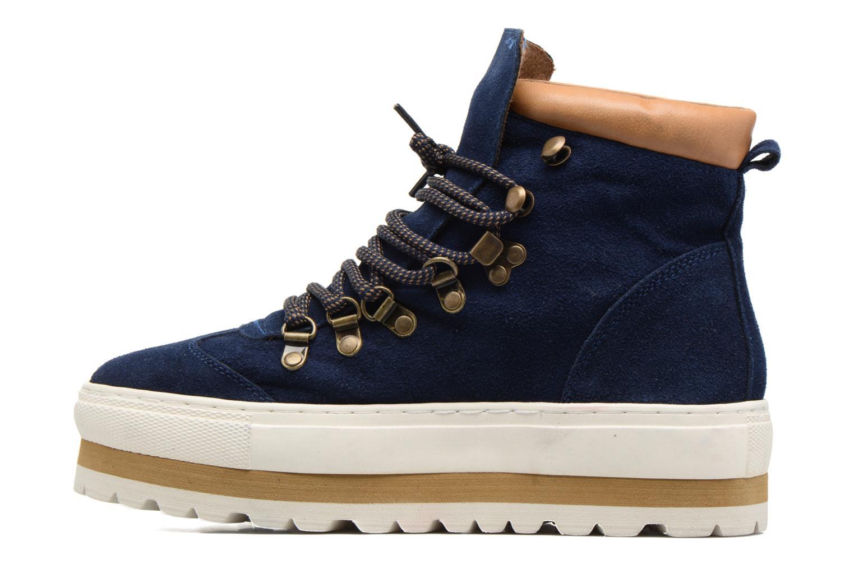 Bottines et boots Sixty Seven Harvine Bleu vue face
