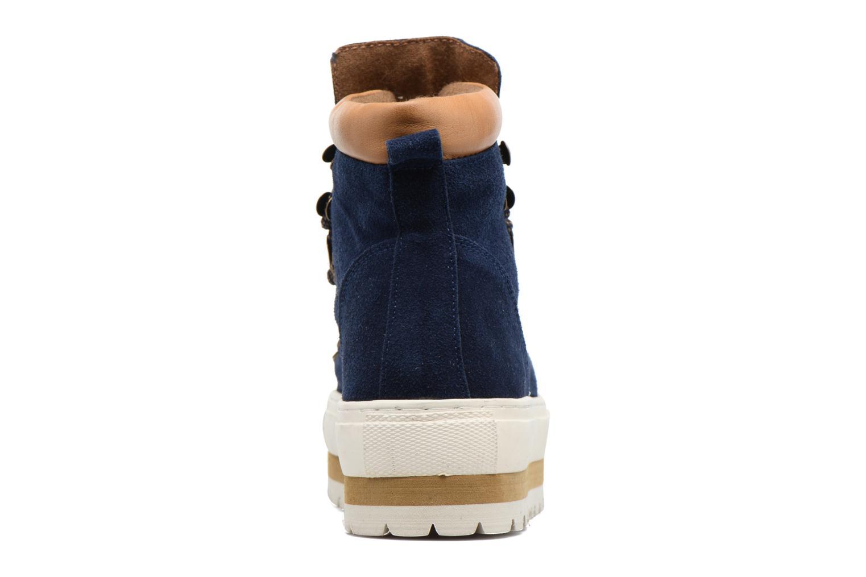 Bottines et boots Sixty Seven Harvine Bleu vue droite