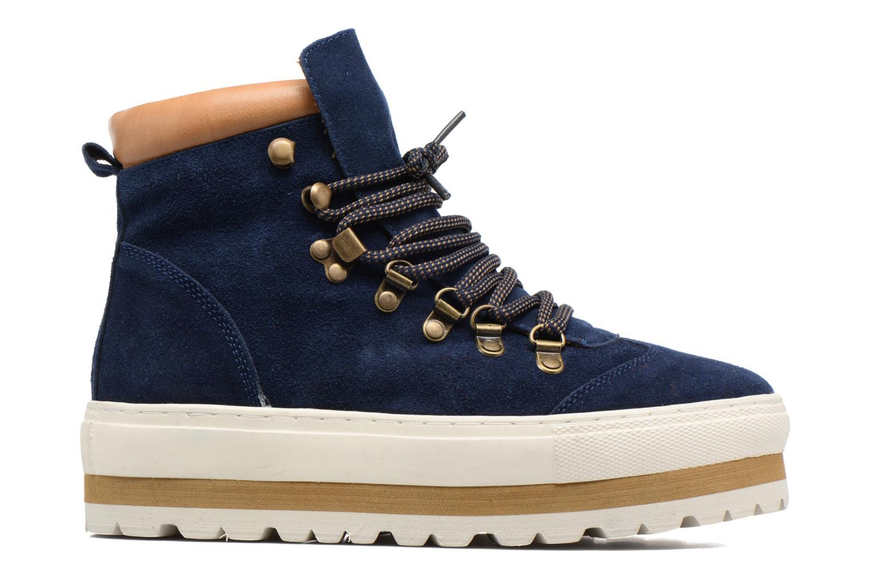 Bottines et boots Sixty Seven Harvine Bleu vue derrière
