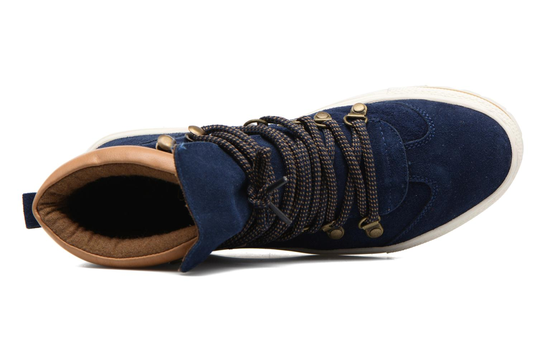 Bottines et boots Sixty Seven Harvine Bleu vue gauche