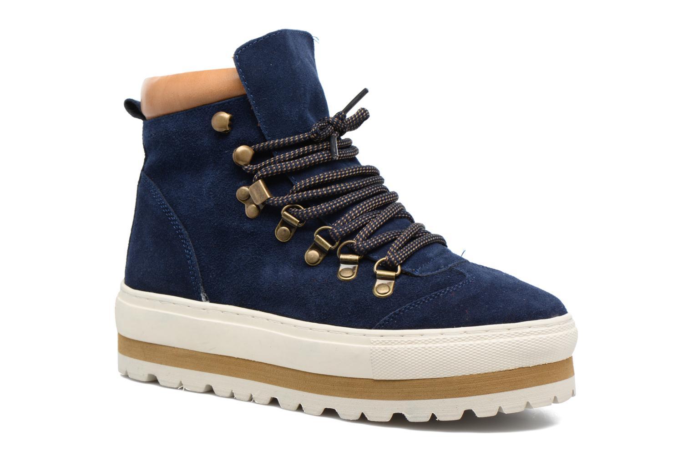 Bottines et boots Sixty Seven Harvine Bleu vue détail/paire