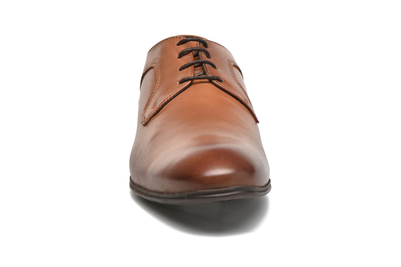 Chaussures à lacets Selected Homme Sel Latin Marron vue portées chaussures