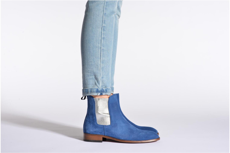 Bottines et boots Anaki Laika Noir vue bas / vue portée sac