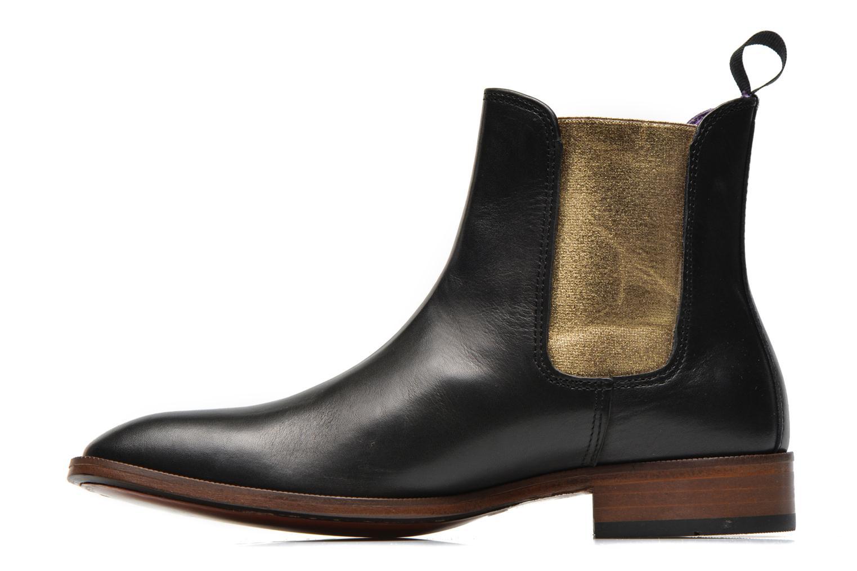 Bottines et boots Anaki Laika Noir vue face