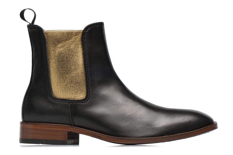 Boots en enkellaarsjes Anaki Laika Zwart achterkant