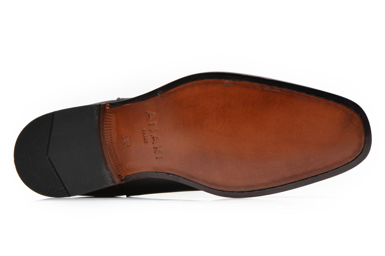 Bottines et boots Anaki Laika Noir vue haut