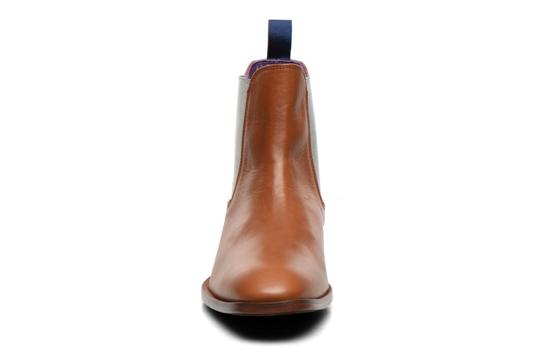 Bottines et boots Anaki Laika Marron vue portées chaussures