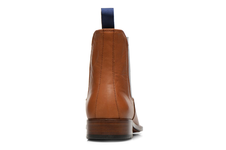 Bottines et boots Anaki Laika Marron vue droite