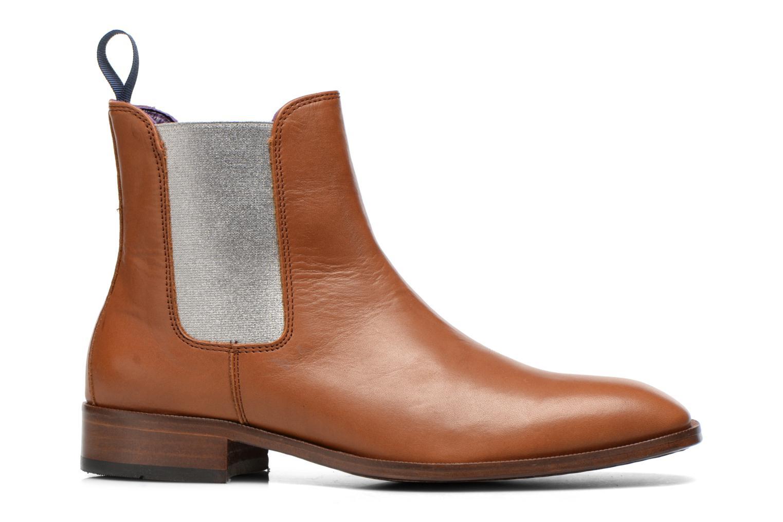 Bottines et boots Anaki Laika Marron vue derrière