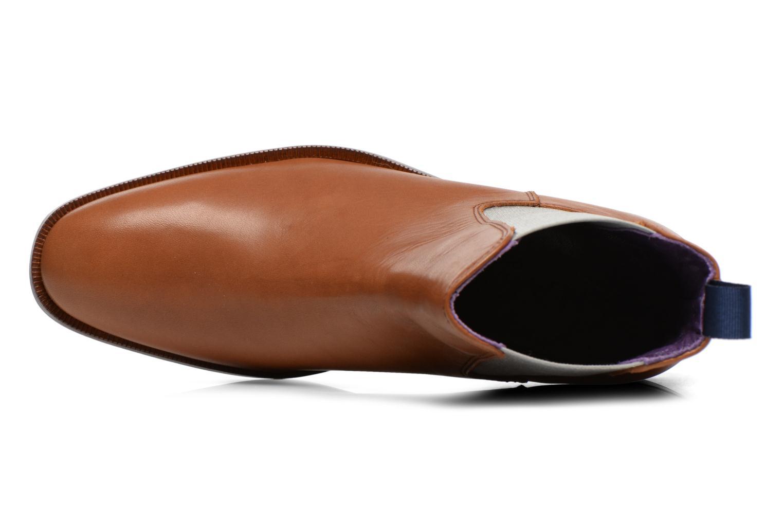 Bottines et boots Anaki Laika Marron vue gauche