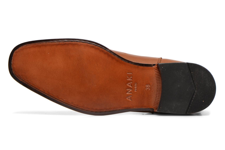 Bottines et boots Anaki Laika Marron vue haut