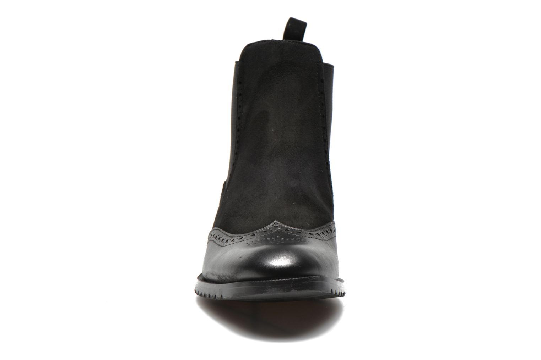 Bottines et boots Anaki Tierra Noir vue portées chaussures