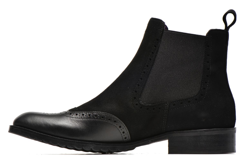 Bottines et boots Anaki Tierra Noir vue face