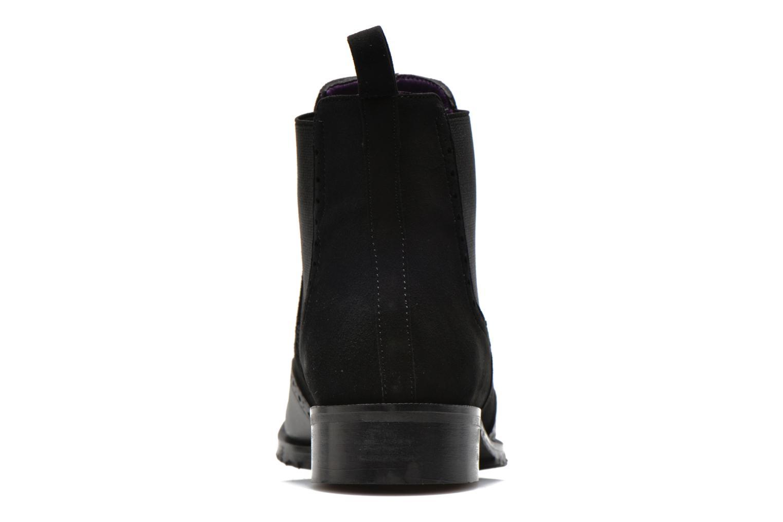 Bottines et boots Anaki Tierra Noir vue droite