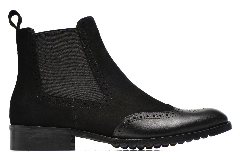 Bottines et boots Anaki Tierra Noir vue derrière