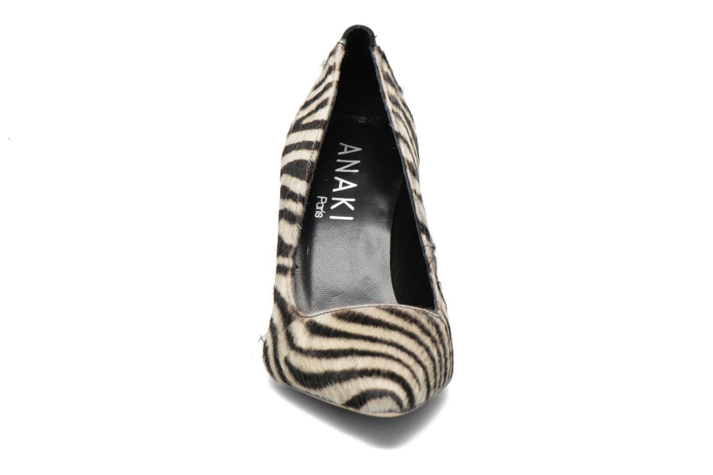 Escarpins Anaki Ballet Multicolore vue portées chaussures