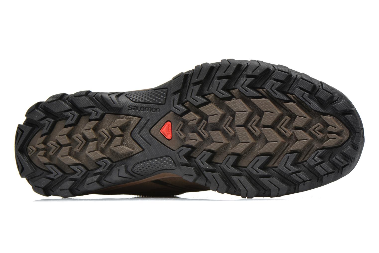 Chaussures de sport Salomon Evasion LTR Marron vue haut