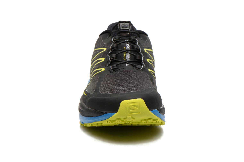 Chaussures de sport Salomon Sense Propulse Noir vue portées chaussures