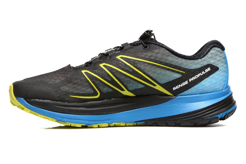 Sportschoenen Salomon Sense Propulse Zwart voorkant