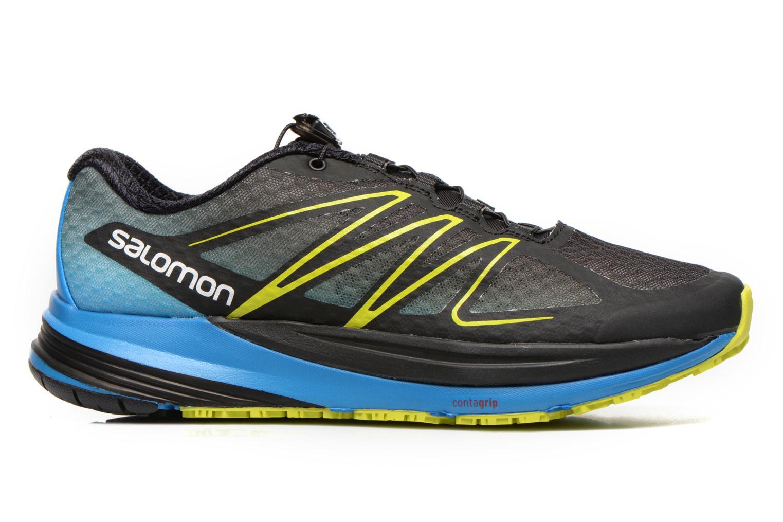 Chaussures de sport Salomon Sense Propulse Noir vue derrière