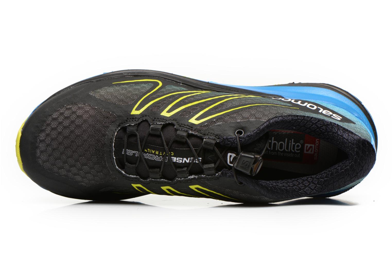 Chaussures de sport Salomon Sense Propulse Noir vue gauche