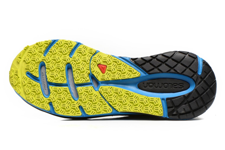 Chaussures de sport Salomon Sense Propulse Noir vue haut