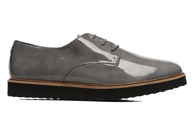 Chaussures à lacets Ippon Vintage James gloss Gris vue derrière