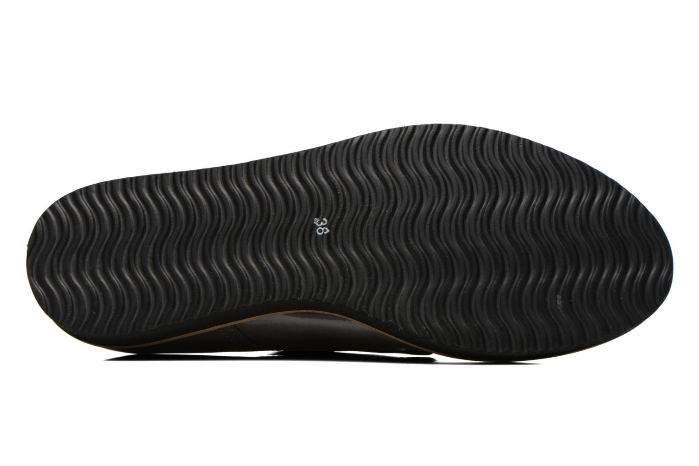 Chaussures à lacets Ippon Vintage James gloss Gris vue haut