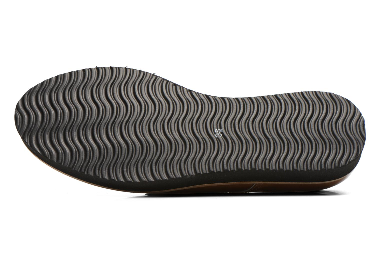 Zapatos con cordones Ippon Vintage James gloss Beige vista de arriba