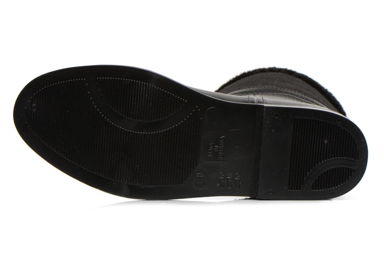 Stiefeletten & Boots Be Only Demi Divine schwarz ansicht von oben